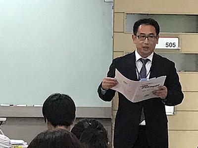 JOBAソウル校 学校説明会資料コーナー