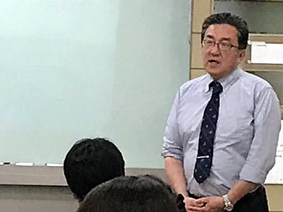 桐光学園中学校・高等学校 入試対策室長 三浦 敏行 様
