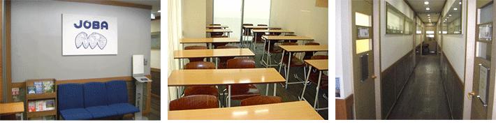 JOBAソウル校 教室内の様子